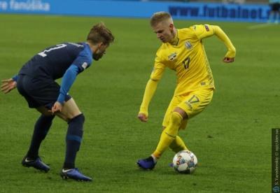 Вартість складу збірної України: за путівку на Євро-2020 почнуть боротися 119,45 млн євро