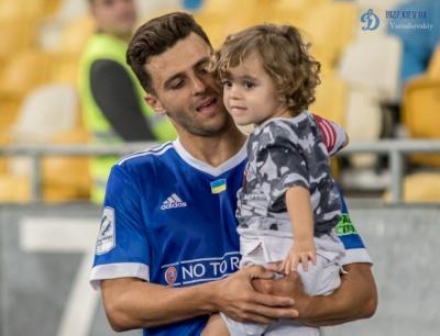 Жуніор Мораєс провів 100-й матч за «Динамо»