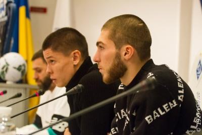 Цитаішвілі зізнався, що міг опинитися в «Шахтарі», а не в «Динамо»