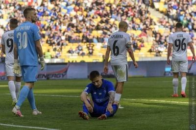 Несенюк: «Русин – єдиний в «Динамо», у кого є моменти, але його не підтримують, а звинувачують»