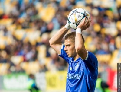Виталий Миколенко - в двадцатке самых перспективных молодых футболистов Европы