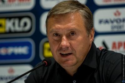 Послематчевая пресс-конференция Александра Хацкевича