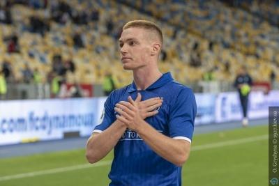Віктор Циганков претендує на звання найкращого гравця вересня в УПЛ