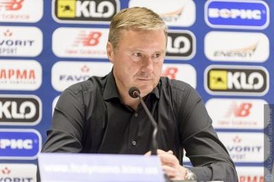 Мінське «Динамо» відмовилось від кандидатури Хацкевича на посаду головного тренера, – ЗМІ