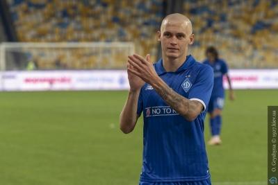 Буяльский – самый полезный игрок «Динамо» в нынешнем сезоне в Премьер-лиге