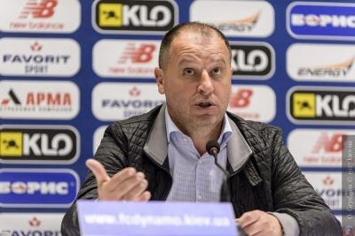«Мне никто не звонил». Вернидуба снова спросили о работе в «Динамо»