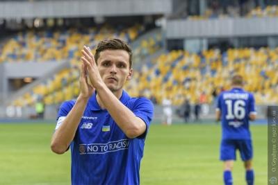 Олександр Андрієвський: «Дуже хотілося порадувати наших уболівальників позитивним результатом»