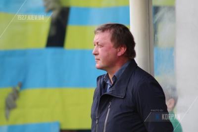 Володимир Шаран: «Найкращий формат чемпіонату - 16 команд в два круги»