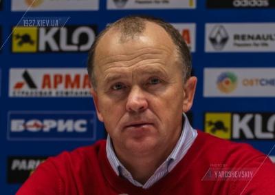 Олег Дулуб: «Динамо» і «Шахтар» - команди високого європейського рівня»