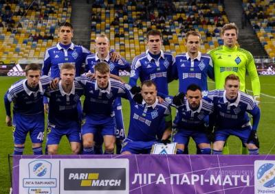 «Динамо» провело тренування на «Ештадіу да Луш» без Тимчика