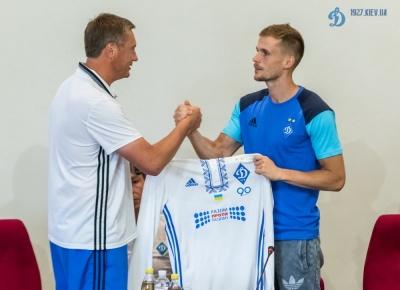 Томаш Кендзьора: «Переїзд до Києва - новий і непростий для мене досвід»