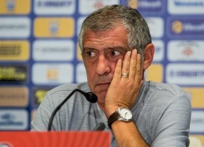 Фернанду Сантуш: «Перший гол з кутового поламав всю мою стратегію на матч. Невідомо ще, чи був там кутовий...»