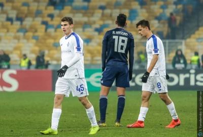 Соль и Смирный доукомплектовали команду. Кто из динамовцев дебютировал в еврокубках при Хацкевиче?