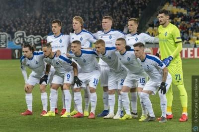 Став відомий час початку матчів «Динамо» з «Челсі» у 1/8 фіналу Ліги Європи