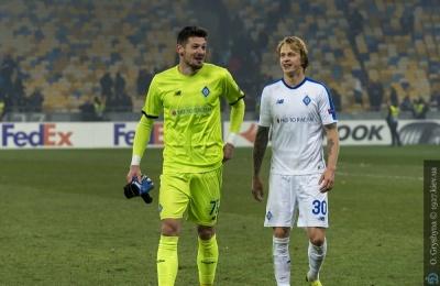 Денис Бойко – в топ-5 голкіперів по сухих матчах серед європейських топ-чемпіонатів