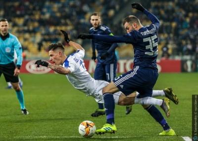 Стало відомо, коли «Динамо» зіграє з «Олімпіакосом»