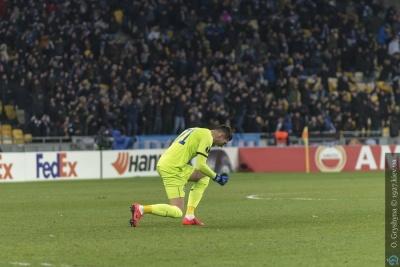 Бывший английский вратарь: «Если бы Бойко не прятал руки за своей спиной, он бы не пропустил третий мяч»