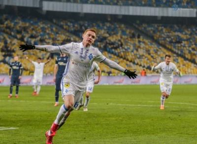 Циганков вже забив більше голів за «Динамо», ніж Ярмоленко в його віці