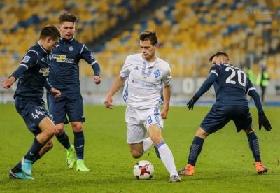 Шепелєв пропустить наступний матч «Динамо» в УПЛ