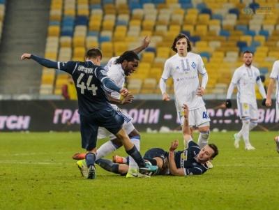 Артем Франков: «Ніякої перспективи у Мбокані в «Динамо» немає»