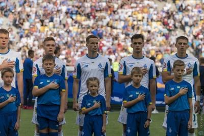 Затверджені дата і час матчу 5-го туру чемпіонату України «Динамо» – «Олімпік»