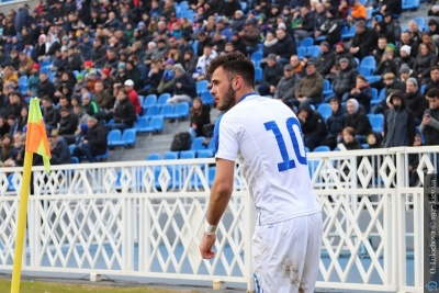 Сергей Булеца: «Аренда в «Днепр-1» — хороший шанс»