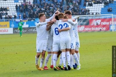 «Заря» - «Динамо». Первенство U-21. Киевляне в результативном матче вырывают победу
