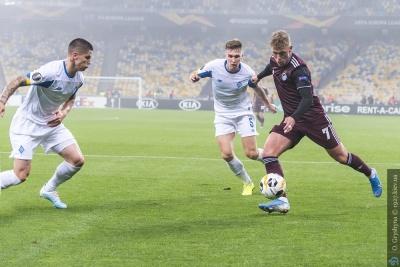 «Динамо» вирушає у Данію: список гравців