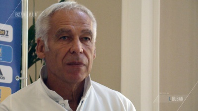 Післяматчева прес-конференція наставника збірної Франції U-21