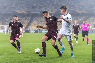 Беньямин Вербич: «Недоволен своей игрой, потому что много ошибался в начале матча»