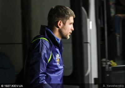 Левченко ожидает возвращения Кравца в сборную Украины