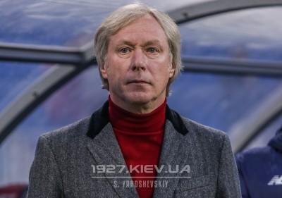 Алексей Михайличенко: «Если достаточно Лиги Европы, давайте праздновать, если нет - будем готовиться к следующей игре»
