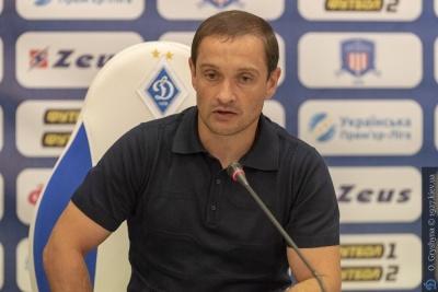 Санжар прокоментував свій відхід з посади головного тренера «Олімпіка»