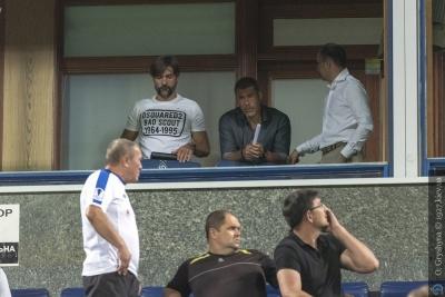 Гельзін: «Добре, що «Динамо» дає стадіон»