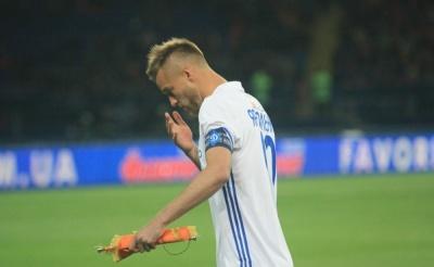 Олег Кузнецов: «Ярмоленко - один у полі не воїн»