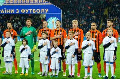 Несенюк: «Шахтар» звинувачувати не треба. Не хочуть грати Гімн України перед грою - не грають»