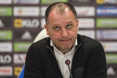 Юрий Вернидуб: «Тымчик не может быть отозван, у него аренда до конца чемпионата»