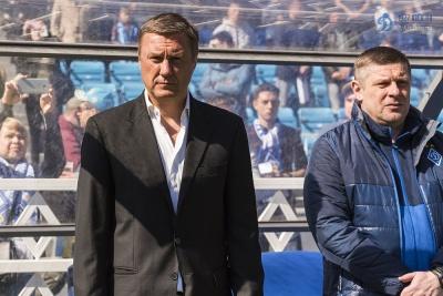 Олександр Хацкевич: «Рибалка мені прямо сказав: «Миколайович, я буду працювати з молоддю і шукати собі новий клуб»