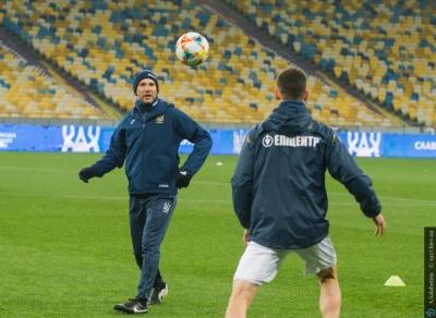 В помощь Шевченко: кто может заменить Беседина на Евро-2020