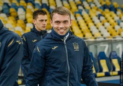 Батько Караваєва: «Думаю, що з понад 90-відсотковою ймовірністю Сашко потрапить на Євро-2020»