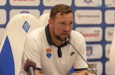 Післяматчева прес-конференція Олександра Бабича