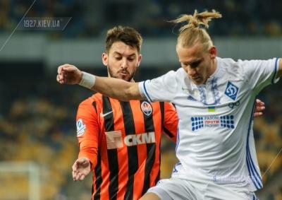 Берислав Станоєвич: «Віда хоче залишитися в «Динамо»