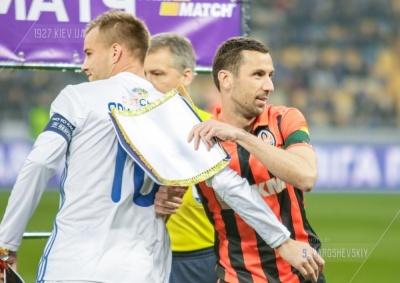 Даріо Срна: «Нехай Ребров стежить за своїми футболістами»