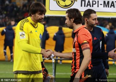 Перша частина чемпіонату України: згадати все