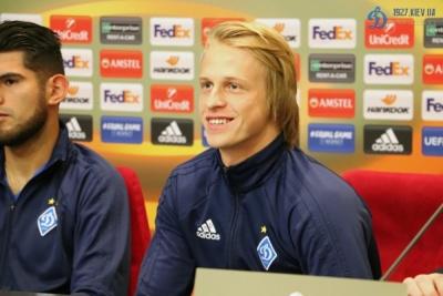 Артем Шабанов: «Сподіваюся, до матчів проти «Лаціо» прийде гра»