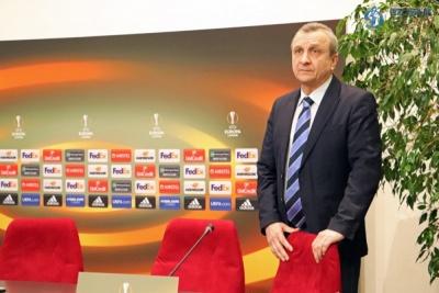 Вице-президент «Динамо» прокомментировал информацию об отставке Луческу
