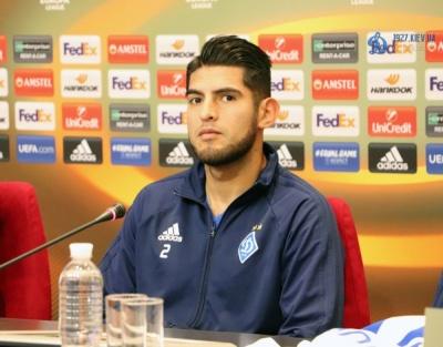 Защитник «Динамо» хочет поиграть за одного из аргентинских грандов?