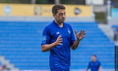 Карлос де Пена: «Сподіваюся, що свої фірмові голи я приберіг для офіційних матчів»