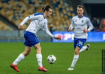 Шапаренко відзначився фантастичним голом на тренуванні