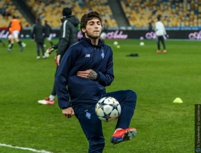 Георгий Цитаишвили: «Приехал на просмотр в академию «Барселоны». Меня в первый день взяли»